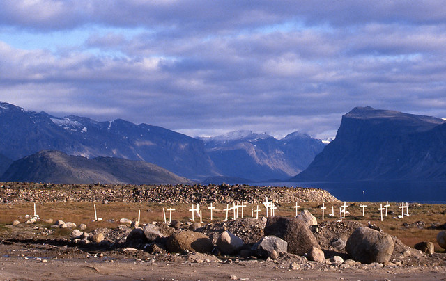 The Pangnirtung Dead