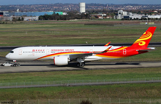 HongKong Airlines (Hainan Airlines) Airbus A350-941 F-WZGR