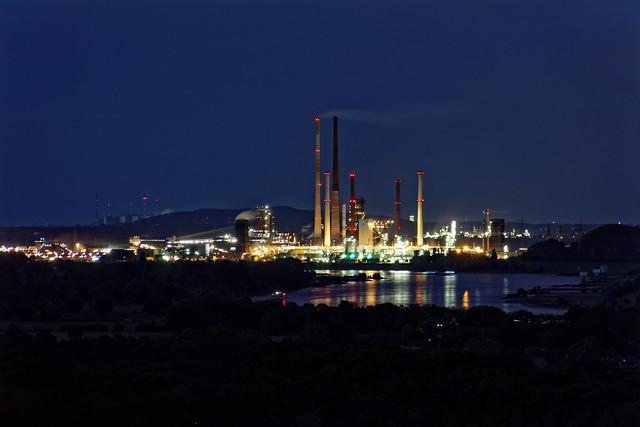 Duisburg industrial