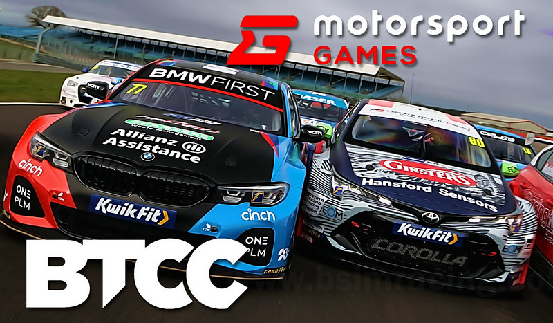 BTCC Game Coming In 2022