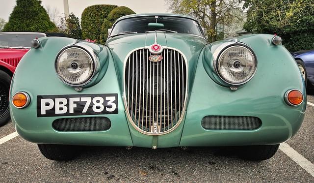 Classic vehicle show, Inverness, Highland, Scotland, UK