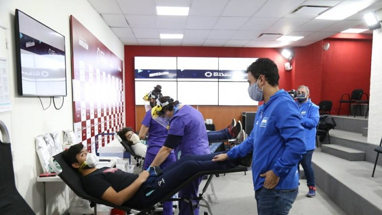 2020-07-29 DEPORTES: La Secretaría de Deportes debió reinventarse en periodo de pandemia