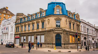 2020 - Chile - Punta Arenas - Banco Santander | by Ted's photos - For Me & You