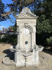 Queen Victoria fountain, Queensmead Recreation Ground, Shortlands
