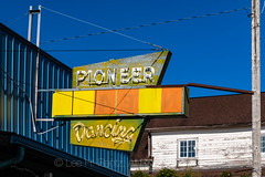 Pioneer Bar & Grill in Mossyrock, Washington