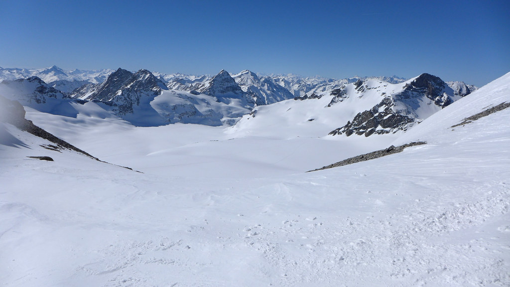 Clariden S, from Planurahütte Glarner Alpen Switzerland photo 09