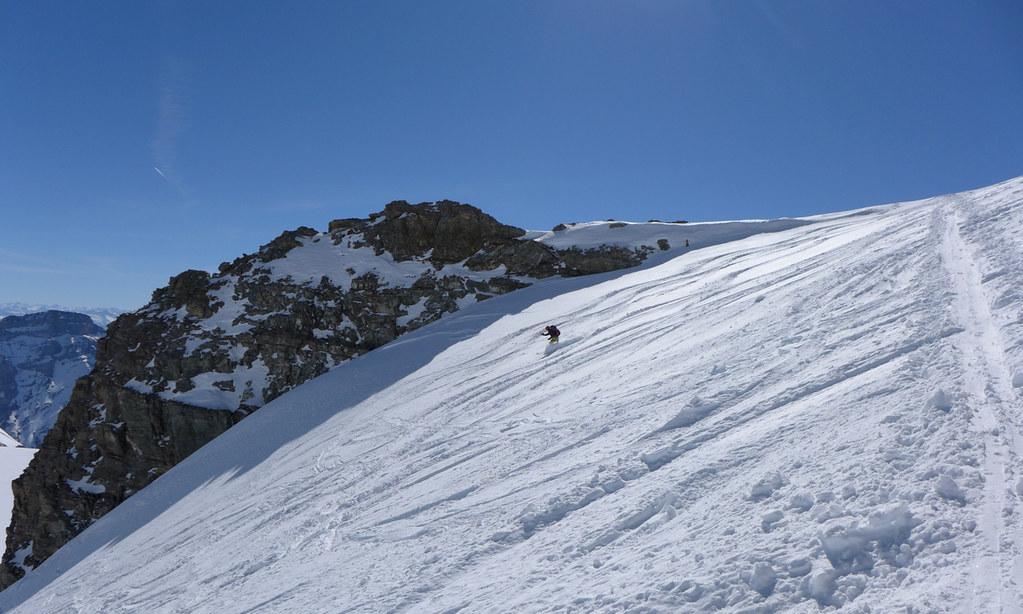 Clariden S, from Planurahütte Glarner Alpen Switzerland photo 07