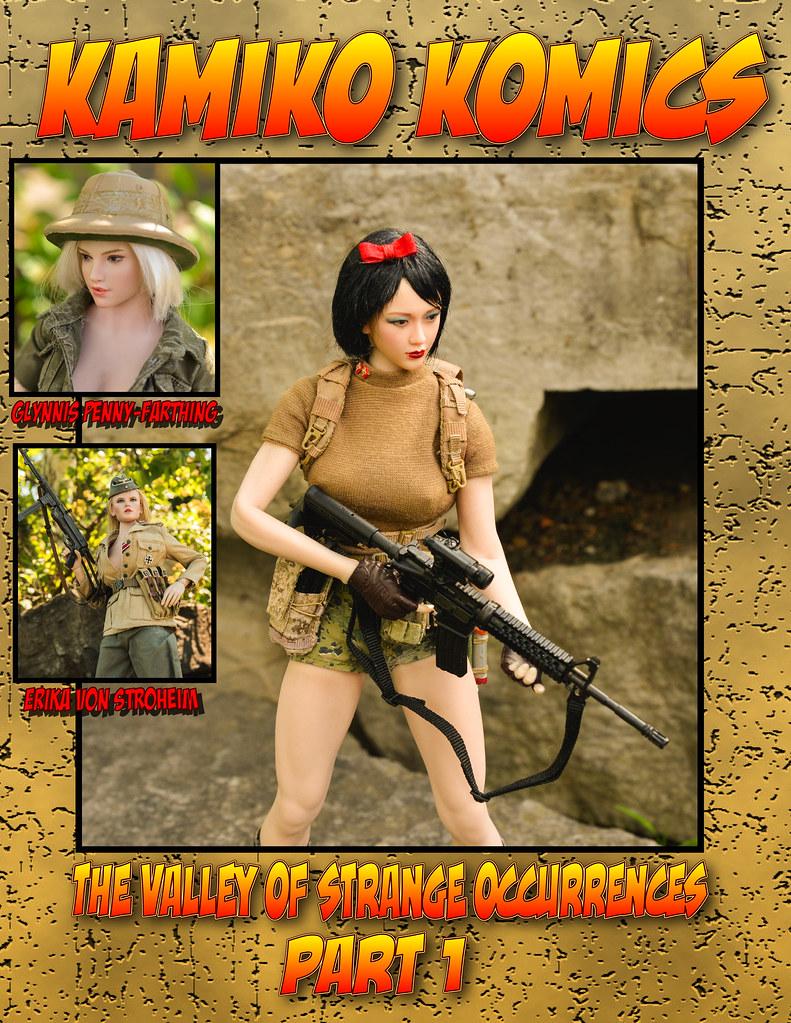 Kamiko Komics: The Valley of Strange Occurrences 50166910373_2eb9cff1b7_b