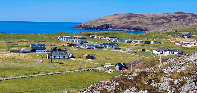 Clachtoll campsite