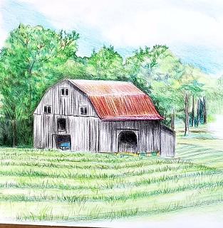 Summertime Barn CMP July