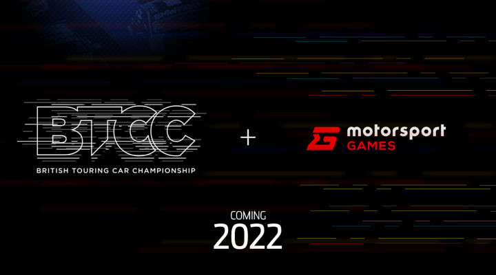 BTCC Racing Game Coming In 2022