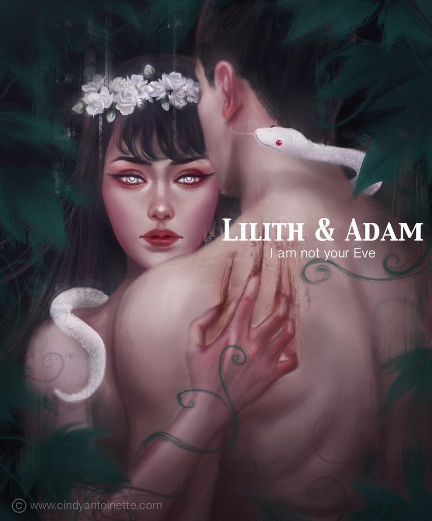 Adam eve lilith The Book