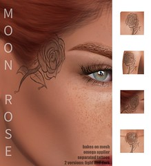 MOON ROSE @HumpDay Sale