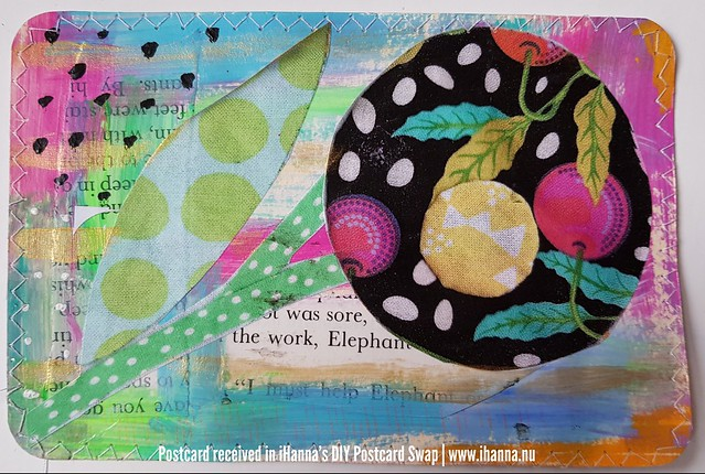 DIY Postcard made by Becky M., Virginia, US