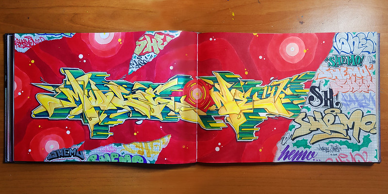 Muges147 x Shemo's Blackbook
