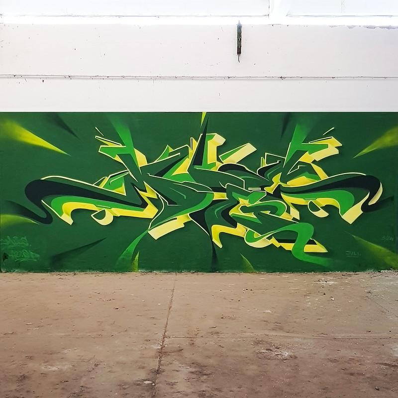 Muges147 - Green 29 03 2019