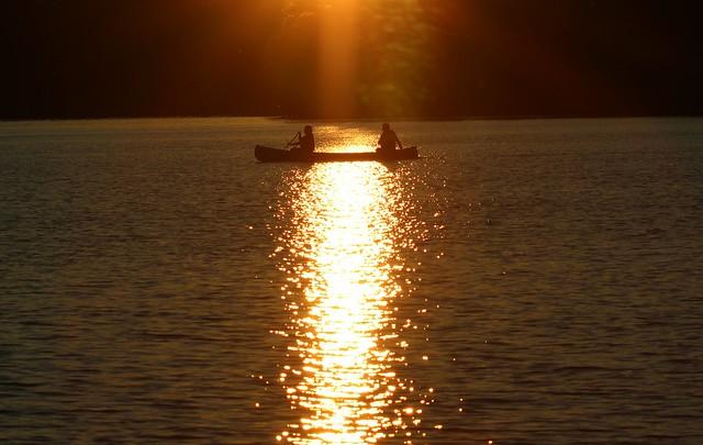 Sunset Paddle (Explored)