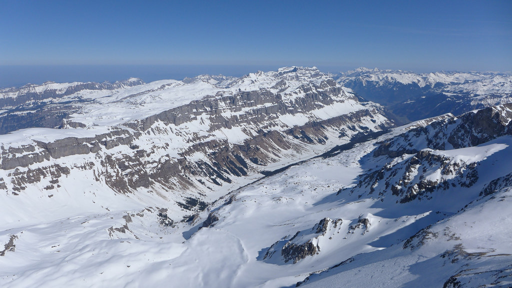Clariden S, from Planurahütte Glarner Alpen Switzerland photo 10