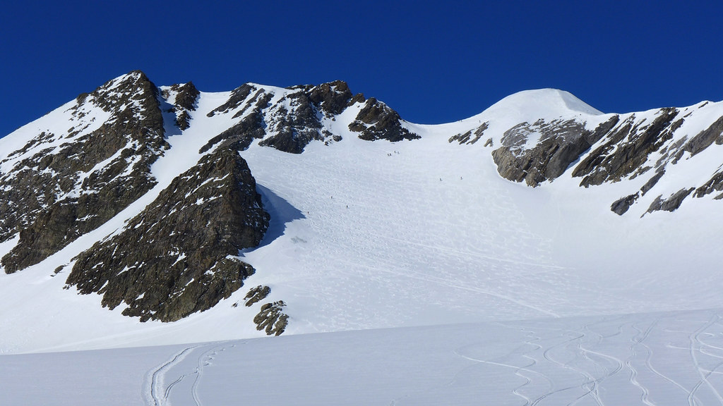 Clariden S, from Planurahütte Glarner Alpen Switzerland photo 05