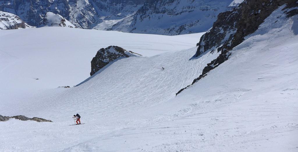 Clariden S, from Planurahütte Glarner Alpen Switzerland photo 14