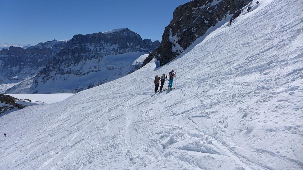 Clariden S, from Planurahütte Glarner Alpen Switzerland photo 16