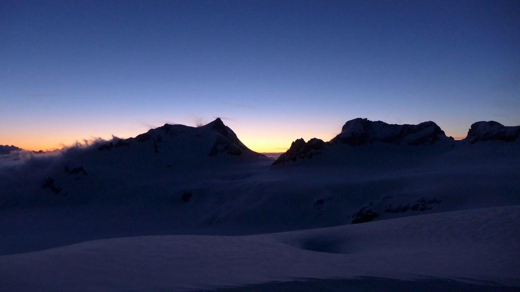 Clariden S, from Planurahütte Glarner Alpen Switzerland photo 03