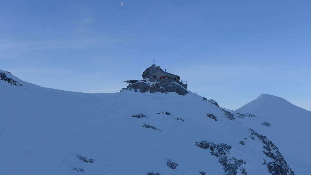 Clariden S, from Planurahütte Glarner Alpen Switzerland photo 04