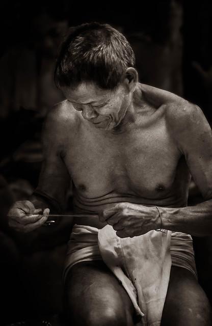 Indigenous Filipino