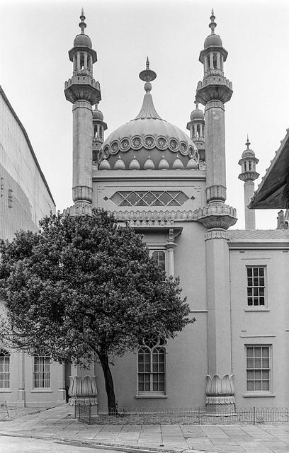 Royal Pavillion, Brighton, Sussex, 1987 87-7h-31-positive_2400