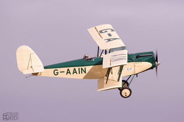 G-AAIN, Parnall Elf II
