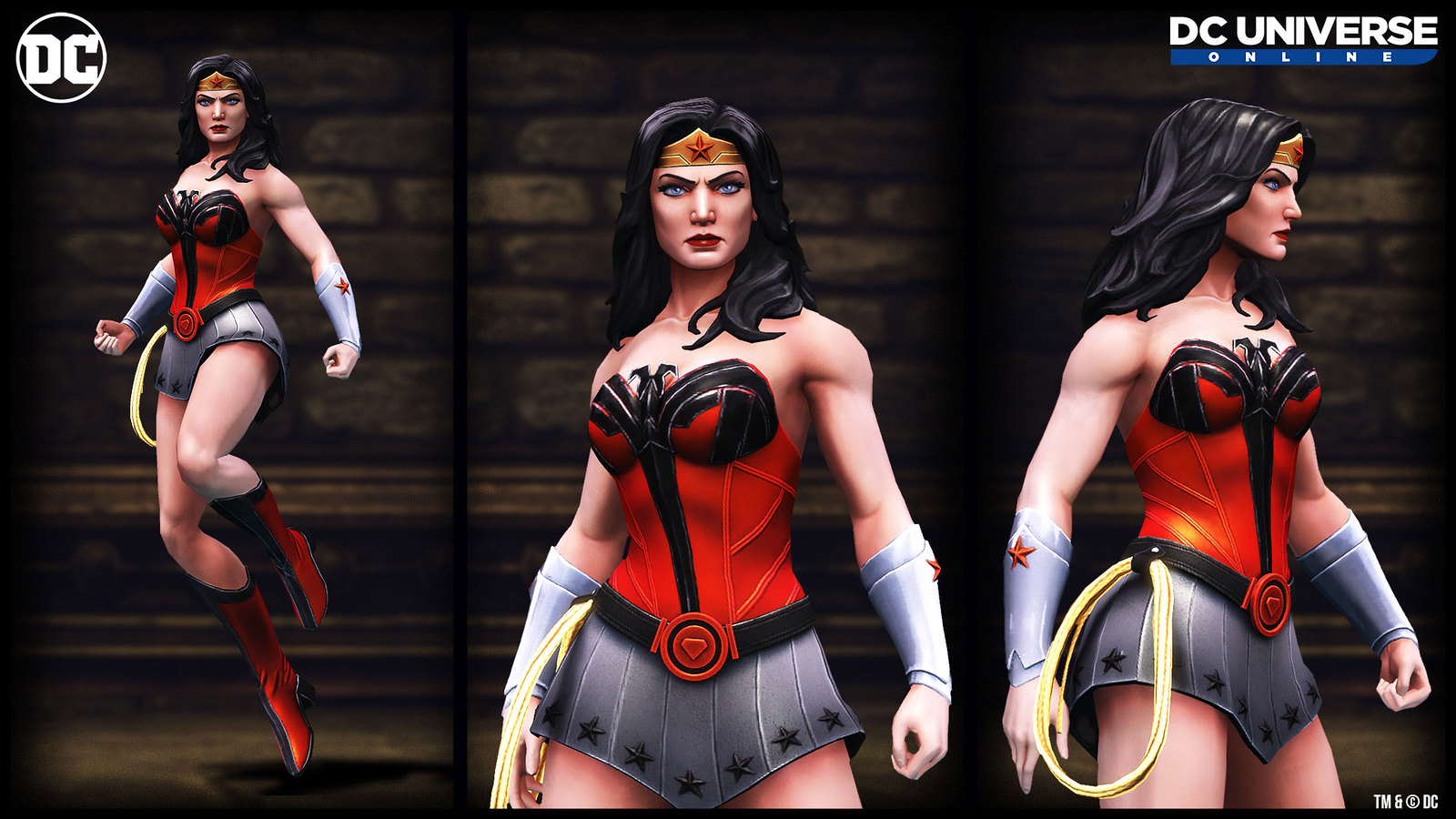 DC Universe Online - Red Son Wonder Woman