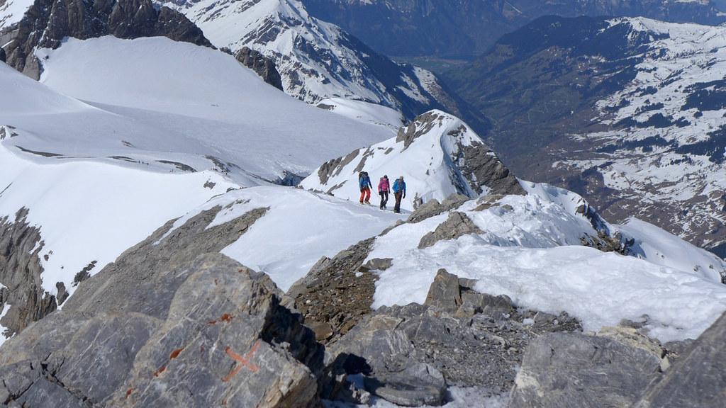 Clariden S, from Planurahütte Glarner Alpen Switzerland photo 12