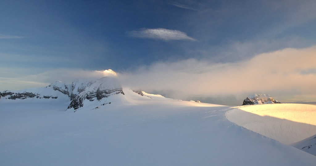 Clariden S, from Planurahütte Glarner Alpen Switzerland photo 02