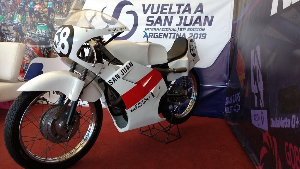 2020-07-29 DEPORTES: Record de turismo deportivo con la llegada del Superbike al Villicum