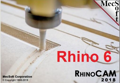 MecSoft RhinoCAM 2018 (v8.0.28) for Rhino6 x64 full license