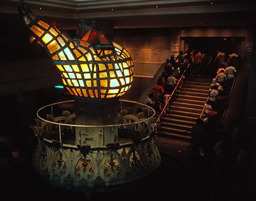 Original Statue of Liberty Torch - 1987