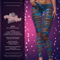 Nova Leggings @ Fly Buy Fridays 1/29