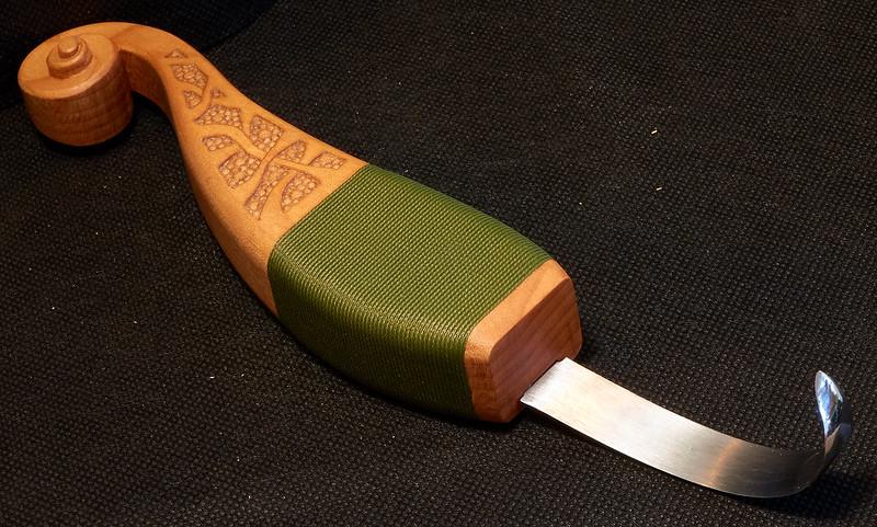 Mocotaugan Knife - External Bevel 1