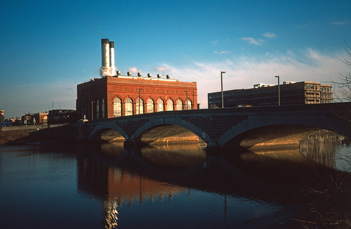 Cambridge Power Plant