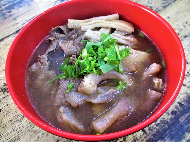 June Cafe beef noodles