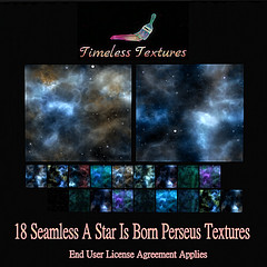 TT 18 Seamless A Star Is Born Perseus Timeless Textures