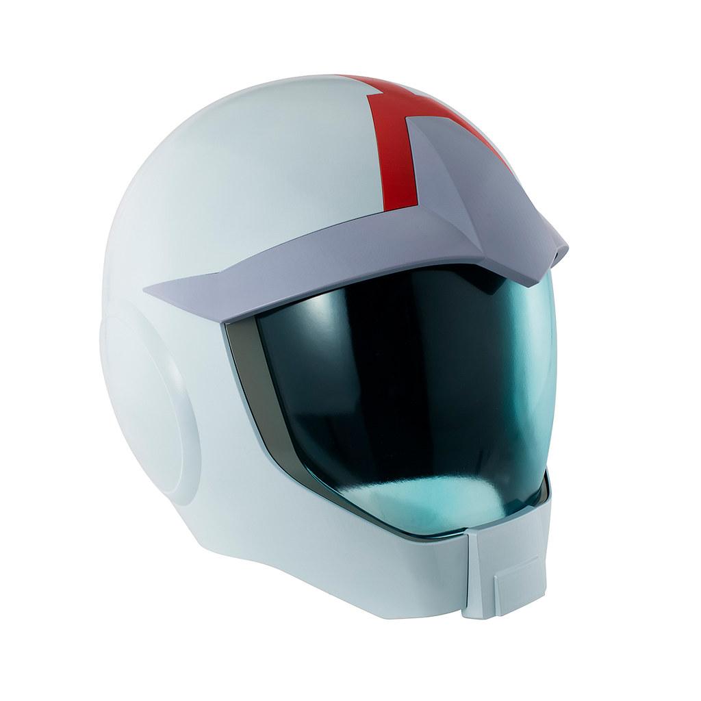 Full Scale Works《機動戰士鋼彈》地球連邦軍 一般駕駛服專用頭盔 1/1比例 道具複製品(地球連邦軍ノーマルスーツ専用ヘルメット)