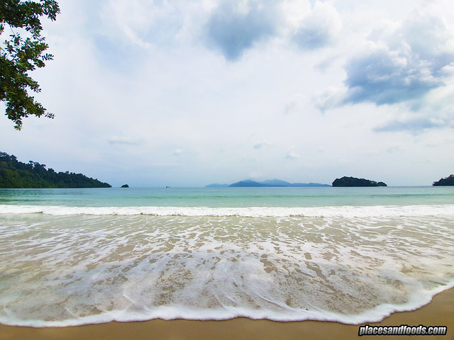 the datai langkawi beach