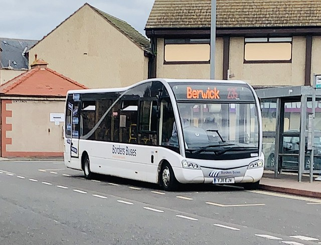 Borders Buses 11101 YJ11 EJV (29-07-2020)