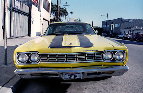 roadrunner (xpro). venice beach, ca. 2009. | by eyetwist