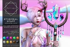 Astara - Ethereal Staff Ad