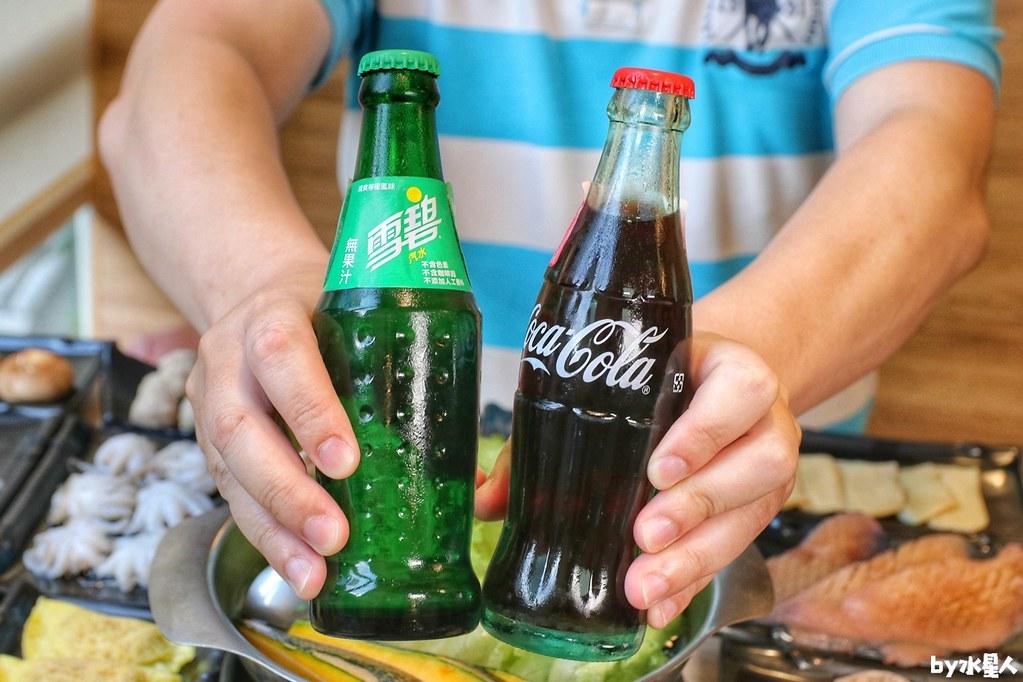 可口可樂 雪碧無限暢飲