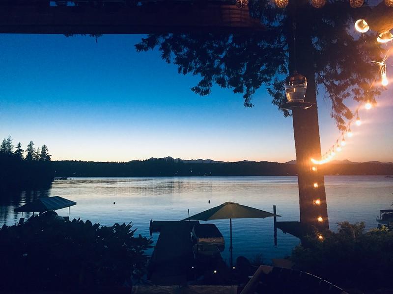 Mason Lake, 2020