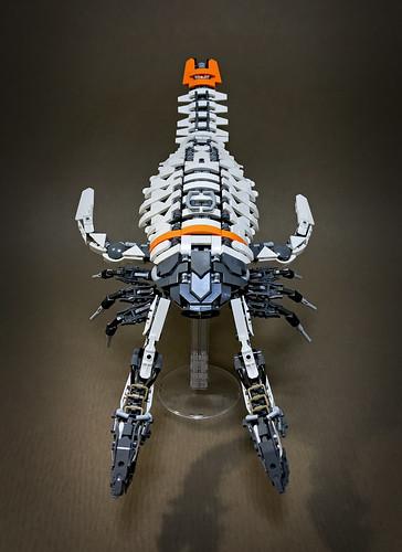 LEGO Mecha Eurypterid-09