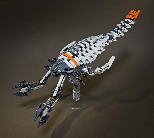 LEGO Mecha Eurypterid-01